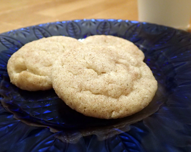 High Altitude Snickerdoodles ~ Dirty Dish Club